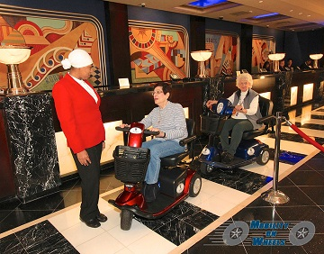 Resorts Casino Hotel Scooter Rental Mobility On Wheels