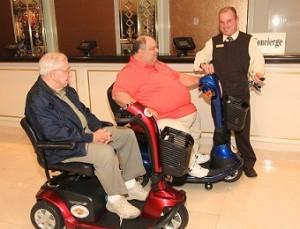 Tropicana Casino Mobility Scooter Rentals