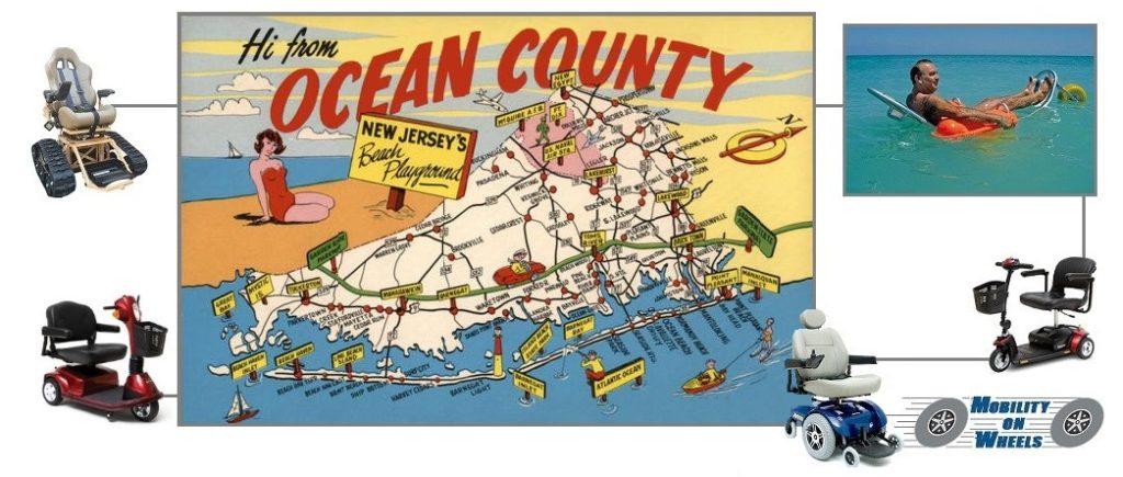 Ocean County, NJ Scooter Rental