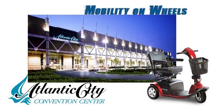Atlantaic City Convention Center Mobility Scooter Rentals